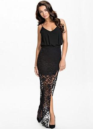Фирменное платье tfnc london, размер 14