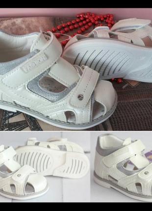 Новые ортопедические босоножки том.м  сандали закрытый носок