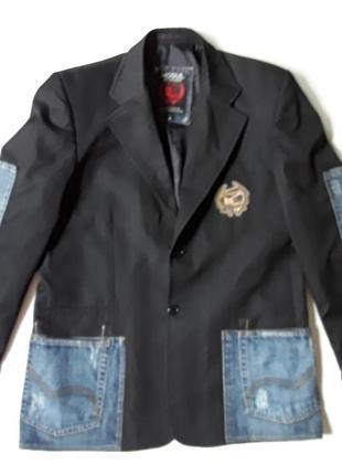 Пиджак касуал, стильный 💣