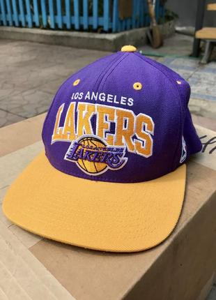 Кепка lakers mitchell & ness