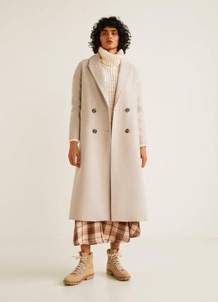 Пальто mango осень/весна испания