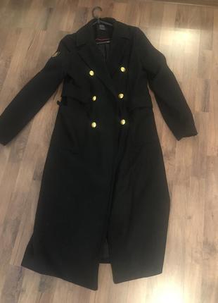 Пальто, милитари