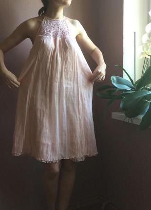Чудесное шелковое платье melleze paris7 фото