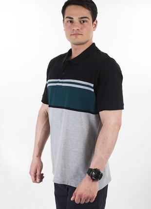 Мужская футболка поло livergy