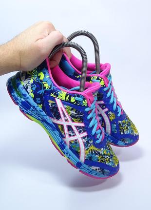 Оригинальные сеточные кроссовки asics gel-noosa tri 11