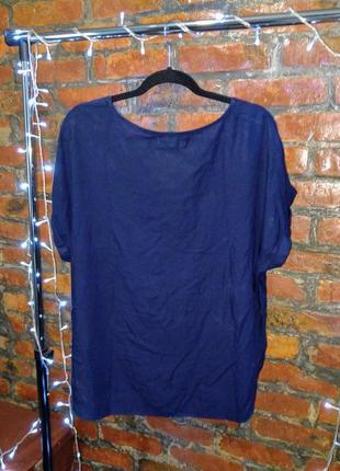 Женственная блуза кофточка прямого кроя с v-образным вырезом atmosphere2 фото