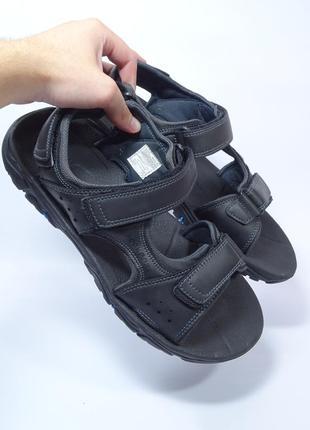 Оригинальные кожаные сандалии rockport adiprene by adidas