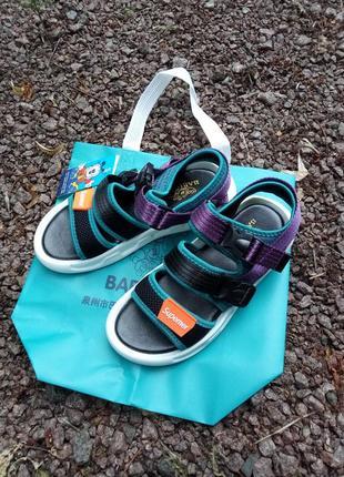 Детские спортивные босоножки - сандали + подарок4 фото