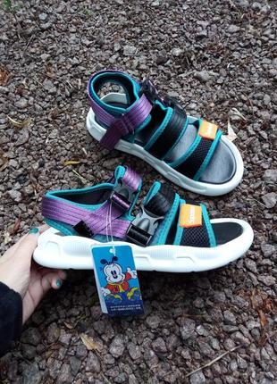 Детские спортивные босоножки - сандали + подарок6 фото