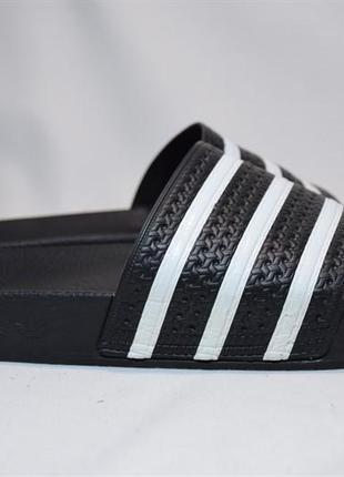Шлепанцы сланцы adidas originals slippers adilette мужские. италия. оригинал.2 фото