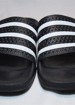 Шлепанцы сланцы adidas originals slippers adilette мужские. италия. оригинал.3 фото