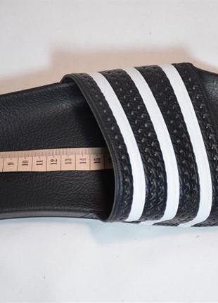 Шлепанцы сланцы adidas originals slippers adilette мужские. италия. оригинал.5 фото