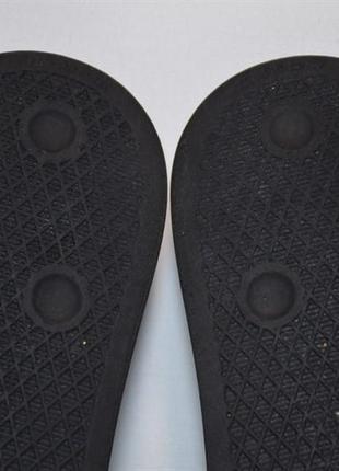 Шлепанцы сланцы adidas originals slippers adilette мужские. италия. оригинал.7 фото