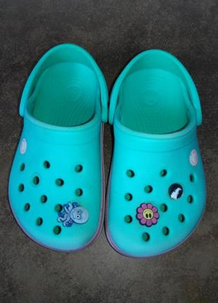 Crocs,шлепанцы