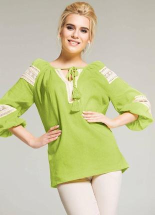 Блуза вышиванка nenka новая s