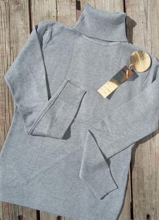 Гольфы# женские#водолазки#кашемировые#серый#свитер под горло# 27 цветов