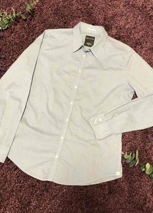 Фирменная деловая рубашка marc o polo на размер l