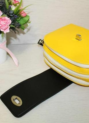 Новая яркая сумка через плечо6 фото