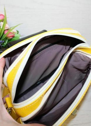 Новая яркая сумка через плечо7 фото