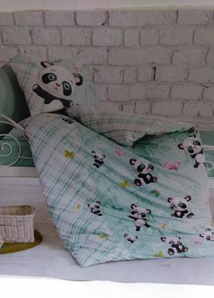 Детское постельное белье турция хлопок 1х15м