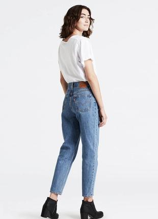 Джинсы levi's 501 mom jeans
