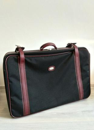 Фирменный дорожный чемодан. master pack. германия.