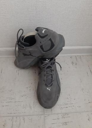 Мужские кроссовки puma,  размер 44 стелька-28.8см