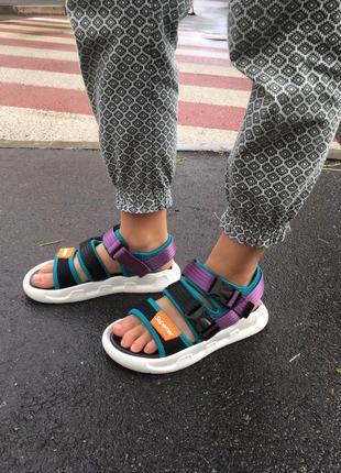Спортивные детские босоножки сандали + подарок