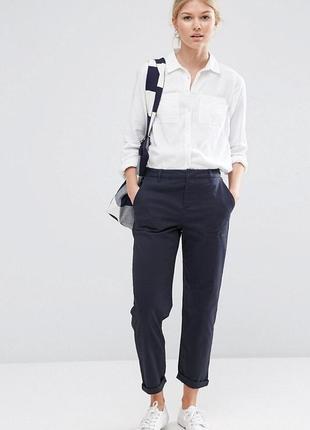 Стильные трендовые модные брюки чинос