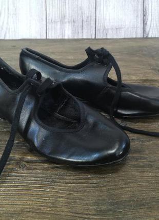 Туфли для степа, танцевальные poionters