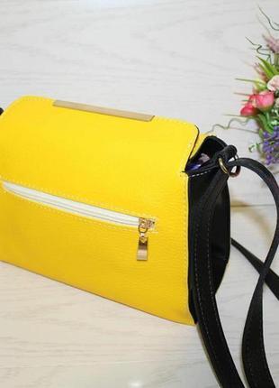 Новая сумка через плечо, сумочка кросс-боди3 фото
