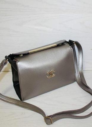 Новая сумочка через плечо