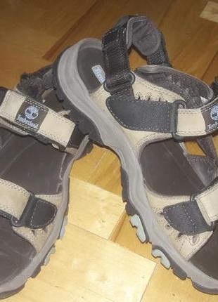 Трекинговые сандалии босоножки timberland  24.5 см