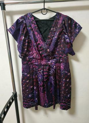 Платье размер uk 16 наш 50-52