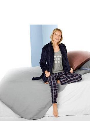 Женская пижама футболка и штаны esmara