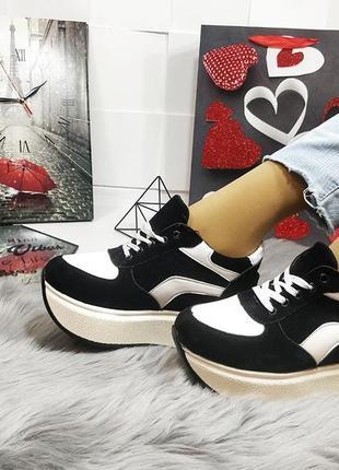 Кроссовки   veagia ada хит 2019 года! супер стильные кроссовки!2 фото