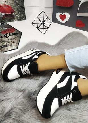 Кроссовки   veagia ada хит 2019 года! супер стильные кроссовки!3 фото
