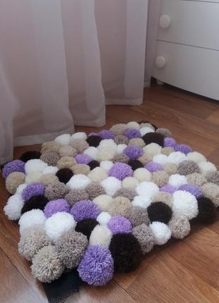 Мега милый коврик в детскую комнату