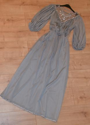 Платье bayer moden макси серия  exclusive