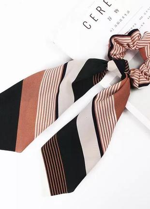 Резинка платок полосы