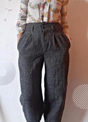 Обалденные брюки с высокой талией