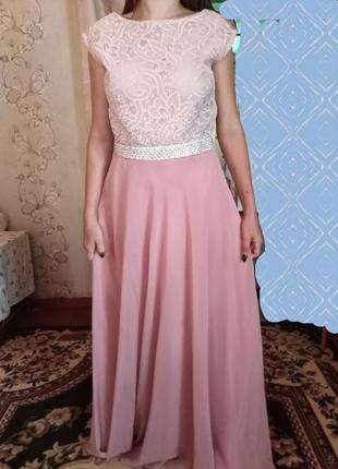 Платье нарядное,выпускное