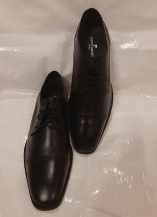 Туфли мужские кожаные5 фото