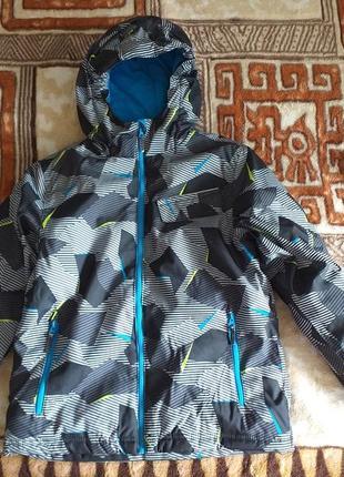 Зимние термокуртки yfk из германии