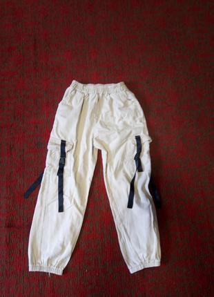 Модные штаны карго