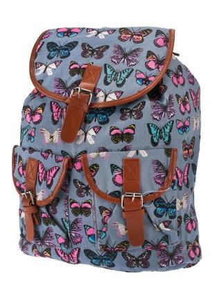 Красивый молодежный рюкзак