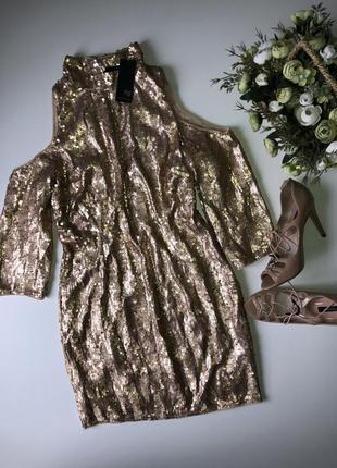 Платье tfnc. размер л{14} новое с биркой 🏷