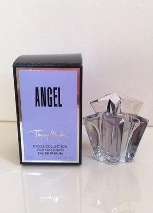 Миниатюра аромата  thierry mugler angel