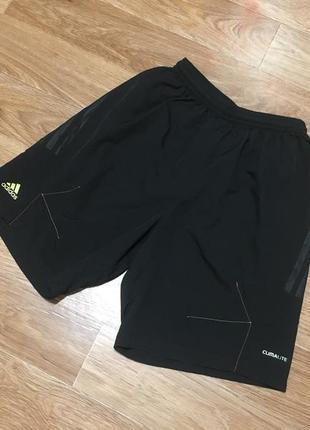 Бомбовые шорты от adidas clima lite +f50