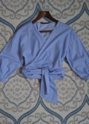 Стильная блузка zara 🔥цена 🔥